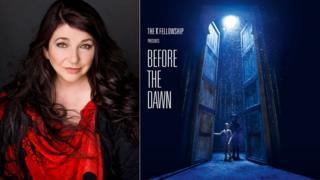 Kate Bush and Before the Dawn cover