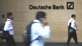Deutsche Bank office