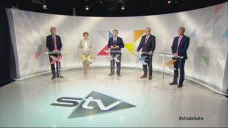 STV leaders' debate