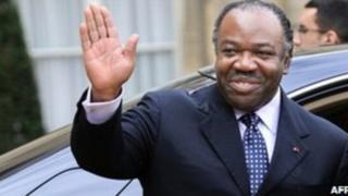 Rais Omar Bongo wa Gabon