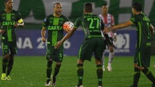 Uwo mugwi wari ugiye gukina urukino rwa nyuma rwa Copa Sudamericana