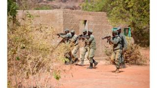 Les blessés militaires ont été évacués sur Gao par la mission des Nations Unies au Mali.