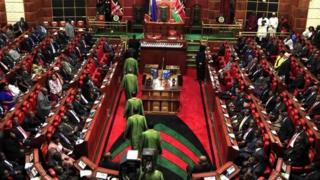 Baarlamaanka Kenya