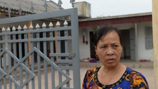Bà Nguyễn Thị Vỵ, mẹ kế của Đoàn Thị Hương