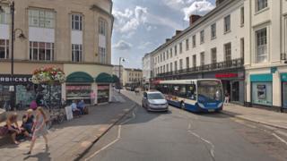 Clarence Street, Cheltenham