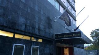 St Peters Quarter Hotel in Derby