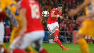 Wales beat Moldova 4-0