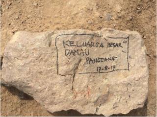 vandalisme di Arafah