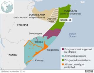 Watu 7 wanaoshukiwa kuwa wanamgambo wahukumiwa kifo Somalia