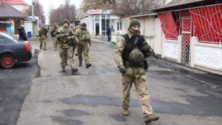 На поиски мужчины задействовали личный состав Одесского гарнизона полиции, а также силы Нацгвардии