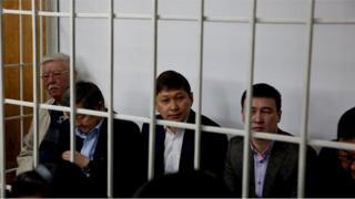 Бишкек ЖЭБдеги коррупция боюнча сот отуруму