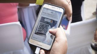 La seguridad en las elecciones también es electrónica.