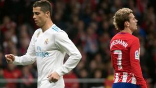 Liga : l'Atlético et le Real se neutralisent