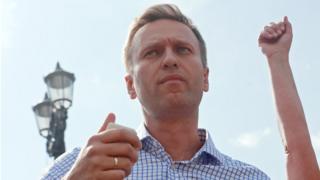 Навальный на акции 5 мая