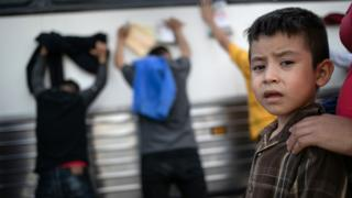 migrantes en México julio 2019