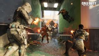 Scene from Call of Duty: Blacks Ops III