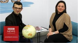 Aygül Mehman və İlqar Əliyev