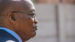Des alliés du président sud africain lui apportent leur soutien