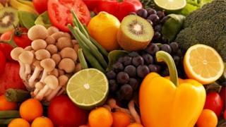 پھل اور سبزیاں
