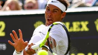 Rafael Nadal alicheza fainali za Shanghai Masters na kupoteza mbele ya Roger Federer