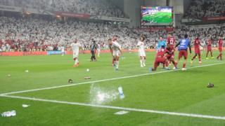 قطر و امارات فوتبال