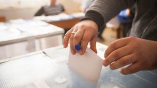 Polling box vote
