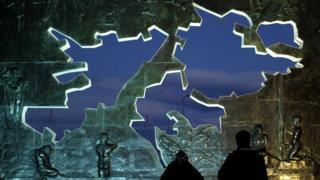 Monumento a los soldados caídos en las Malvinas, Argentina
