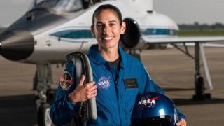 یاسمین مقبلی/ عکس از سایت ناسا