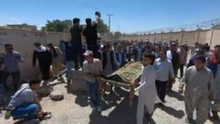 داعش مسئول حمله مرگبار به جشن عروسی در کابل