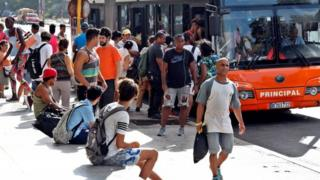 Cubans warned of imminent severe fuel crisis due to US sanctions