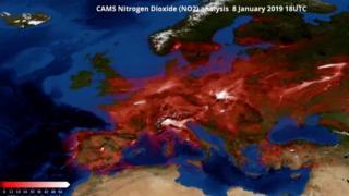 забрудення у Європі