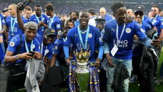 African players boku for Leicester City FC