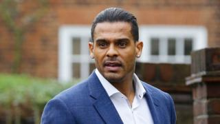 George Kay arriving at court - January 2016