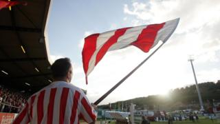 Derry City hope to be back at a revamped Brandywell by 2018