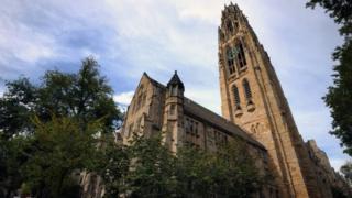 Yale University (file photo)