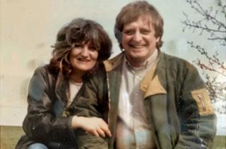 Alison and Peter Gordon