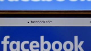 интерфейс фейсбука