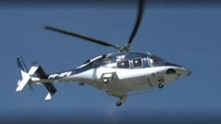 브라질에서 헬리콥터 택시는 이제 새로운 출퇴근 수단으로 떠올랐다