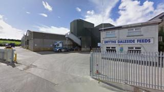 Smyths Daleside Feeds is based outside Lifford, close to the Irish border