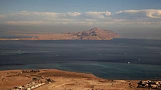 Mesir, Tiran, Sanafir