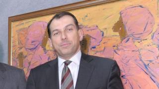 Former Afren chief executive Osman Shahenshah,