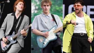 Matthew Thomson, Sam Fender, Tom Grennan