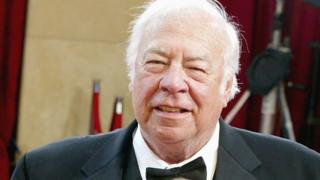 George Kennedy at the 75th Academy Awards in 2003