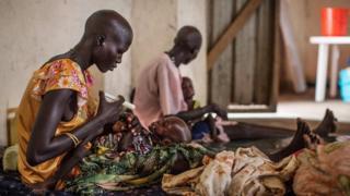 Mulheres no Sudão do Sul