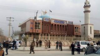 Igitero ca bombe cishe 27 mu musigiti muri Afganistani mu kwezi kwi cumi 2016