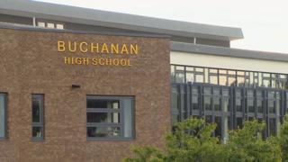 Buchanan High