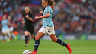 Georgia Stanway of Manchester City