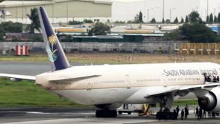 سعودی عرب ایئر لائنز