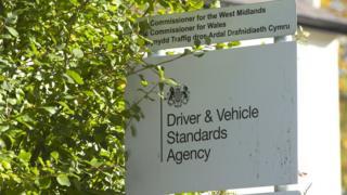 Traffic Commissioner sign