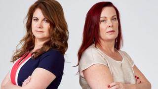 House Rules contestants Nicole Prince and Fiona Taylor